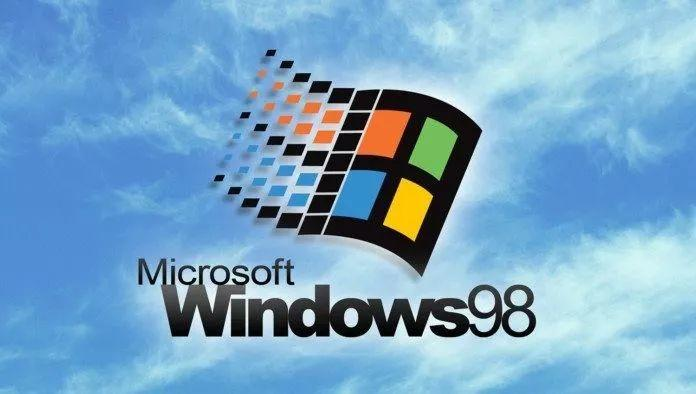分家电脑终于获准升级至Windows98
