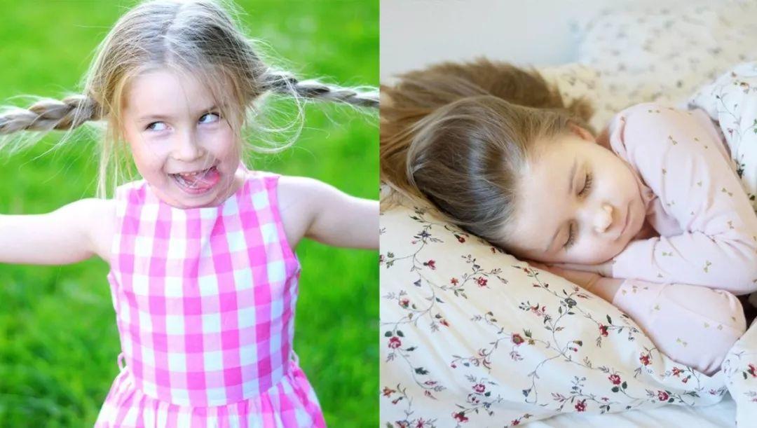 三岁的噩梦!一入睡却变成天使